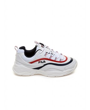 SNEAKERS RAY LOW BIANCHE - Sneakers FILA