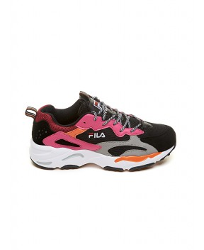 SNEAKERS RAY TRACER NERE E MULTICOLOR - Sneakers FILA