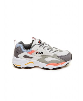 SNEAKERS RAY TRACER BIANCHE E GRIGIE - Sneakers FILA