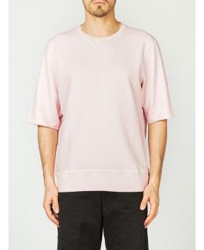 FELPA MANICA CORTA ROSA - T-Shirt LEVI'S MADE&CRAFTED