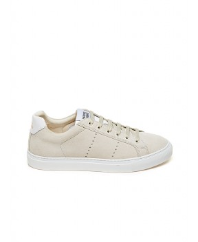 SNEAKERS EDITION 4 LOW SCAMOSCIATE SABBIA - Sneakers NATIONALSTANDARD