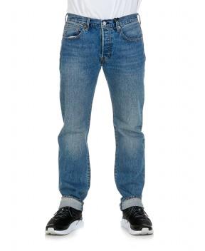 JEANS 501 ORIGINAL BLU - Jeans&Denim LEVI'S MADE&CRAFTED