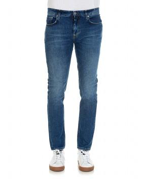 JEANS SKEITH BLU - Jeans&Denim DEPARTMENT FIVE