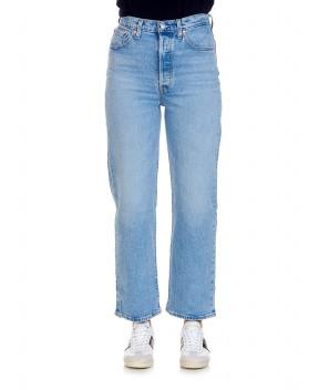 JEANS RIBCAGE AZZURRI - Jeans&Denim LEVI'S