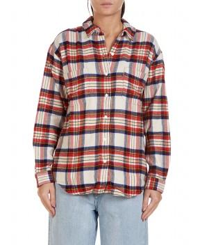 CAMICIA THE UTILITY A QUADRI - Camicie&Bluse LEVI'S