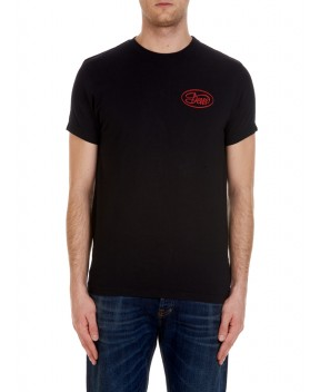 T-SHIRT DEVILLE NERA - T-Shirt DEUS EX MACHINA
