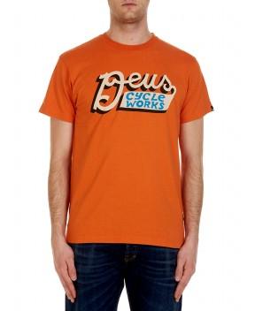 T-SHIRT BILDER ARANCIO - T-Shirt DEUS EX MACHINA