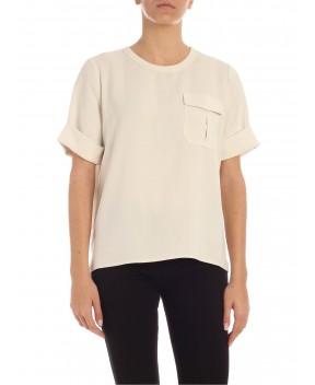 TOP FIFI ECRU - T-Shirt&Top TOMMY HILFIGER