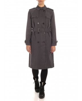 TRENCH ANTRACITE - Trench&Impermeabili CALVIN KLEIN