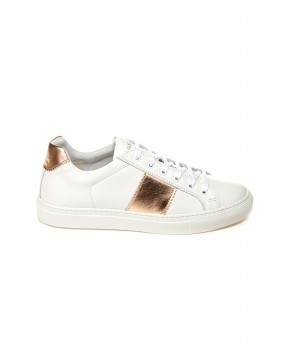 SNEAKERS EDITION 4 LOW BIANCHE E RAME - Sneakers NATIONALSTANDARD