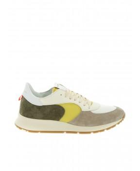 SNEAKERS MONTECARLO LOW MULTICOLOR - Sneakers PHILIPPE MODEL