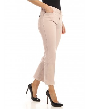 JEANS CROPPED BOOT UNROLLED ROSA - Jeans 7 FOR ALL MANKIND