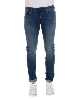 JEANS 517 BLU - Jeans ROY ROGERS