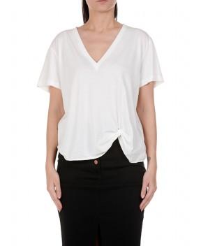T-SHIRT MONTESA PANNA - T-Shirt&Top 8PM