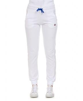 PANTALONE IN FELPA BIANCO - Pantaloni COLMAR ORIGINALS