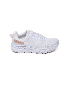 SNEAKERS CLIFTON 6 BIANCHE - Sneakers HOKA ONE ONE