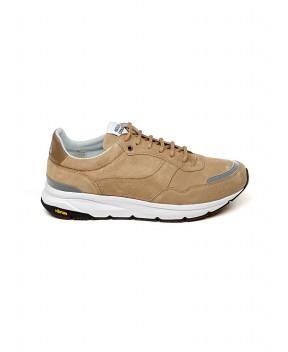 SNEAKERS RUNNING BEIGE - Sneakers NATIONALSTANDARD