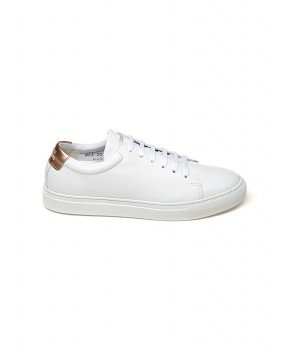 SNEAKERS EDITION 3 BIANCHE E RAME - Sneakers NATIONALSTANDARD