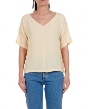 BLUSA CREMA - Camicie&Bluse OTTOD'AME