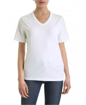 T-SHIRT BIANCA - T-Shirt&Top MM6 MAISON MARGIELA