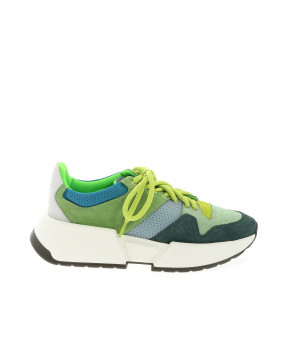 SNEAKERS VERDI - Sneakers MM6 MAISON MARGIELA