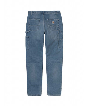 JEANS RUCK SINGLE KNEE AZZURRI - Jeans CARHARTT