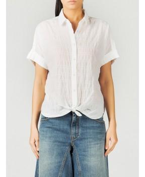 CAMICIA TIE BIANCA - Camicie&Bluse RAG & BONE