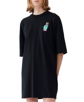 ABITO SECRET FORMULA NERO - Abiti&Completi LAZY OAF