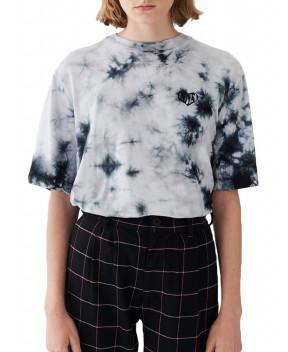 T-SHIRT MILKY WAY TIE DYE - T-Shirt&Top LAZY OAF