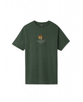 T-SHIRT RAT RACE VERDE - T-Shirt HUF