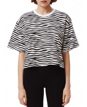 T-SHIRT FEISTY ZEBRATA - T-Shirt&Top OBEY