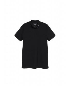 T-SHIRT GAZER MOCK NERA - T-Shirt&Top STUSSY