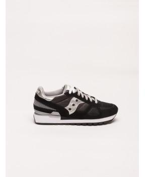 SNEAKERS SHADOW ORIGINAL NERE - Sneakers SAUCONY