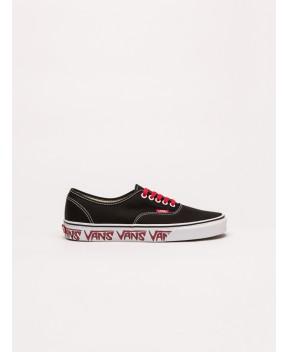 SNEAKER SKETCH SIDEWALL NERE - Sneakers VANS