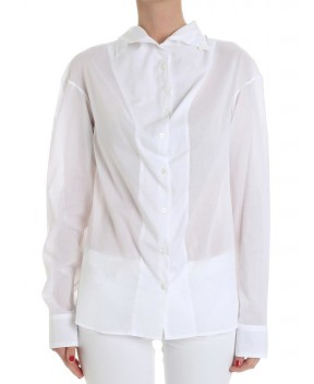 CAMICIA CAPITAL BIANCA - Camicie&Bluse VIVIENNE WESTWOOD ANGLOMANIA