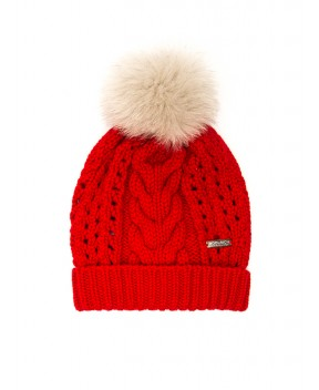 BERRETTO SERENITY ROSSO - Cappelli WOOLRICH