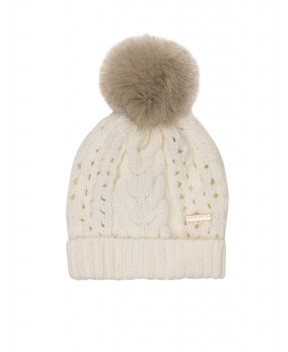 BERRETTO SERENITY BIANCO - Cappelli WOOLRICH
