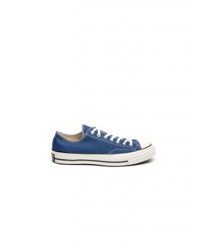 SNEAKERS CHUCK 70 CLASSIC LOW TOP BLU - Sneakers CONVERSE