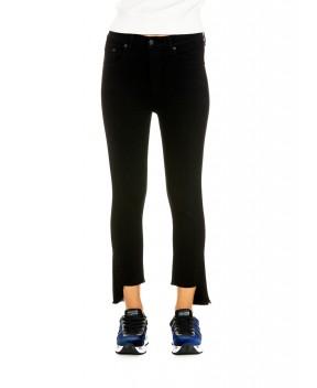 JEANS 10 INCH CAPRI NERO - Jeans&Denim RAG & BONE