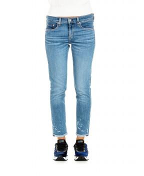 JEANS ANKLE DRE BLU - Jeans&Denim RAG & BONE