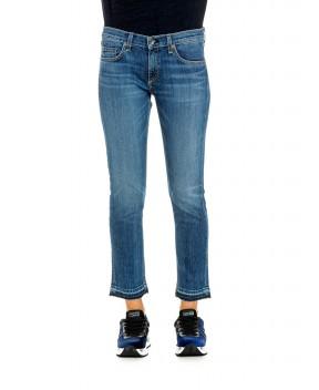 JEAND DRE CAPRI BLU - Jeans&Denim RAG & BONE