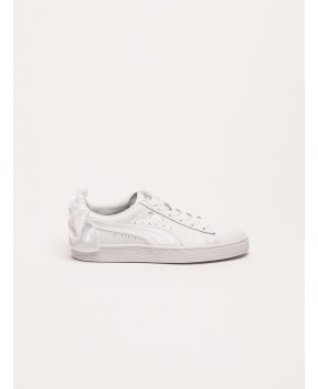 SNEAKERS BASKET BOW BIANCHE - Sneakers PUMA