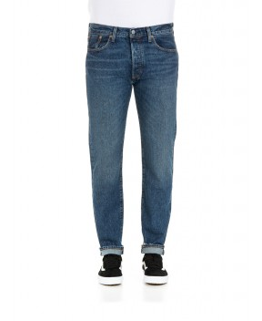 JEANS 501 TAPERED BLU - Jeans&Denim LEVI'S MADE&CRAFTED