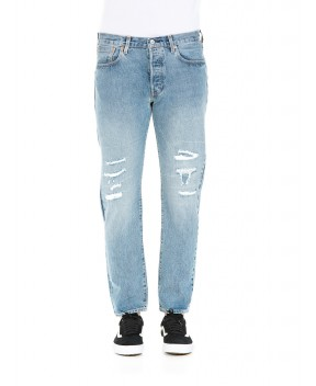JEANS 501 TAPERED AZZURRI - Jeans&Denim LEVI'S MADE&CRAFTED
