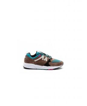 SNEAKERS FUSION 2.0 MARRONE E PETROLIO - Sneakers KARHU