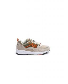 SNEAKERS FUSION 2.0 BEIGE E VERDE MILITARE - Sneakers KARHU