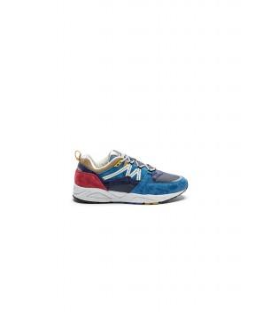 SNEAKERS FUSION 2.0 BLU E ROSSE - Sneakers KARHU