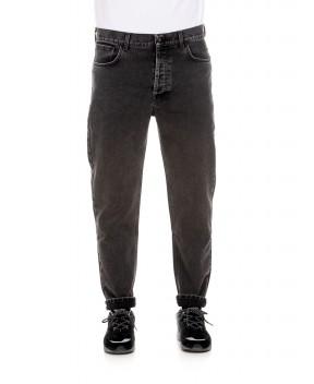 JEANS JEREMIAH NERO SLAVATO - Jeans&Denim AMISH