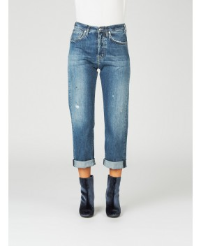 JEANS TOMBOY A VITA ALTA - Jeans&Denim (+) PEOPLE