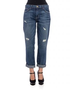 JEANS BAGGY IN COTONE - Jeans&Denim CURRENT/ELLIOTT